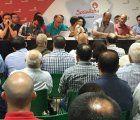 El PSOE de Cuenca aprueba por unanimidad la lista de delegados que acudirán al Congreso Federal