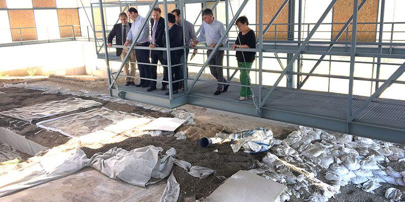 El alcalde de Villar de Domingo García insta a la Junta a que facilite la apertura de Noheda