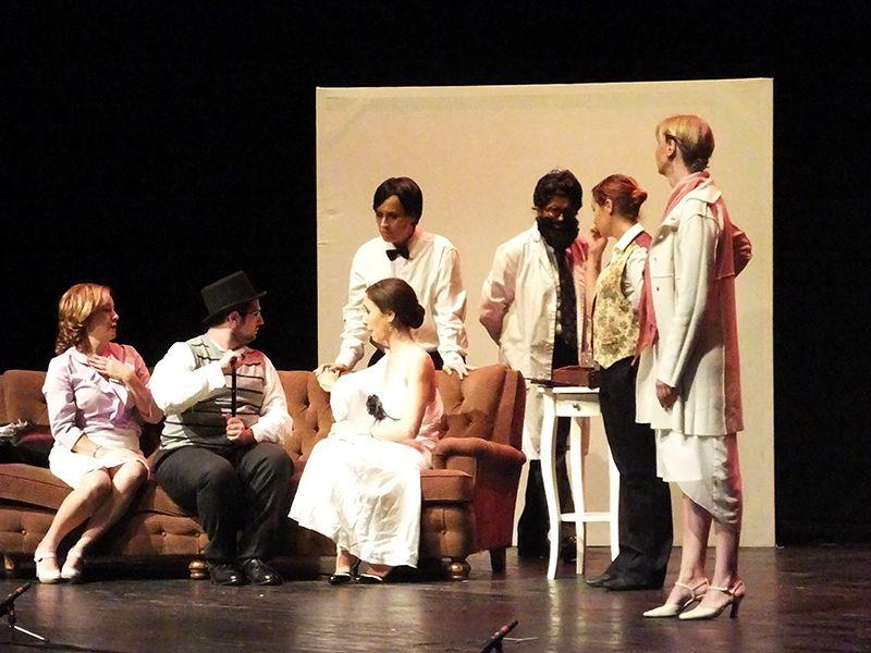El jueves 25, teatro cómico, clásico y creativo en el Moderno