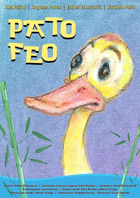 El sábado 27, teatro infantil con el Pato Feo en el Moderno