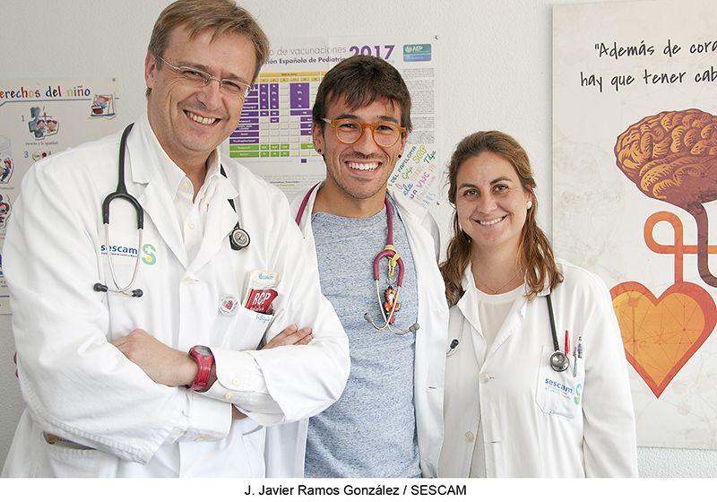 El servicio de Pediatría del Hospital de Guadalajara logra un premio por un trabajo en torno al síndrome de Munchausen