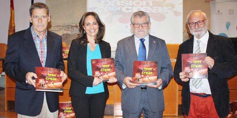 Fundación Caja Rural CLM, JCCM y Biblioteca regional fallan los premios de la IV edición de 'Pasión por Crear'
