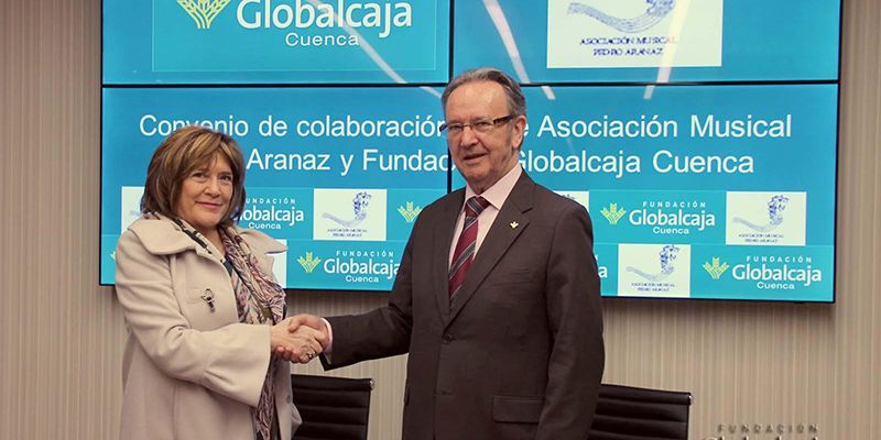 """Fundación Globalcaja Cuenca apuesta por los jóvenes talentos al apoyar al conservatorio """"Pedro Aranaz"""""""