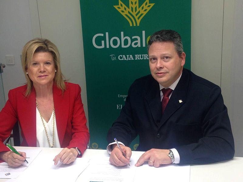 Globalcaja renueva su convenio con el Consejo de Agentes Comerciales de Castilla-La Mancha
