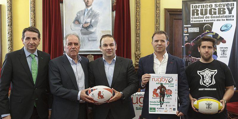 Guadalajara, capital del rugby