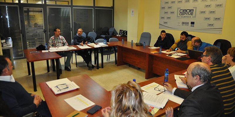 La Asociación del Comercio de Cuenca valora el acuerdo en la negociación del convenio del comercio