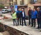 La Diputación de Guadalajara inicia las obras de renovación de redes en Sigüenza
