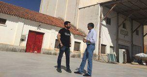 La Junta cede el antiguo silo de Valverde del Júcar al Ayuntamiento que lo convertirá en un centro deportivo