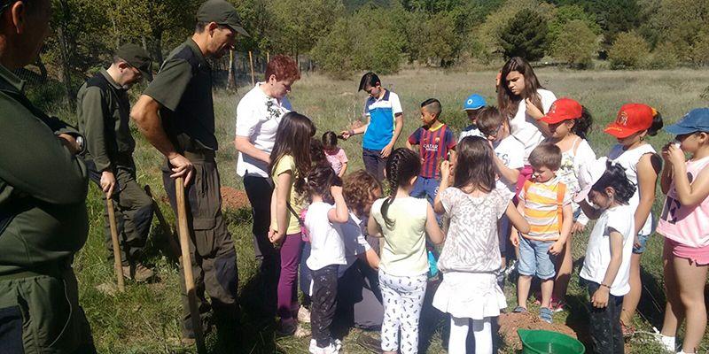 La Junta programa actividades en los tres parques naturales de Guadalajara, en el marco del Día Europeo de los Parques