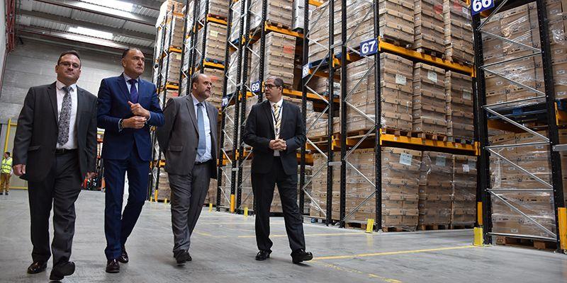 La Junta sacará este verano una nueva convocatoria de ayudas para inversiones dirigida a empresas
