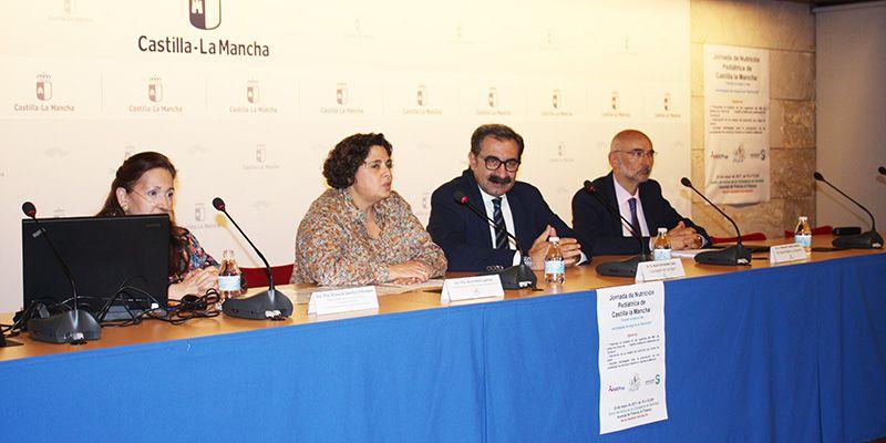 La Junta trabaja en estrategias para la prevención de problemas de nutrición infantil