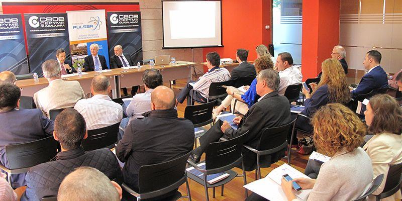 La logística inversa a debate en una jornada de la Fundación Pulsar y CEOE-Cepyme Guadalajara