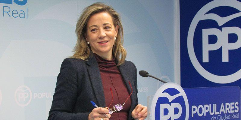 """Lola Merino insiste en que """"Page está generando un daño irreparable al sector en toda Castilla-La Mancha"""