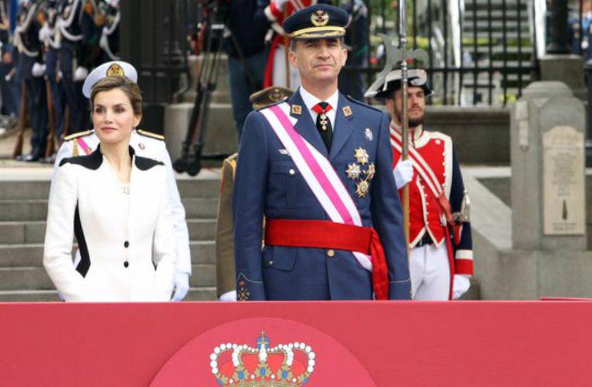 Los Reyes presidirán en Guadalajara el Acto Central conmemorativo del Día de las Fuerzas Armadas