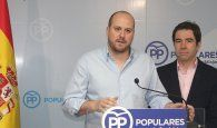 """Lucas Castillo: """"Mientras el PP es un partido ilusionado, unido, fuerte y estable, el PSOE está fracturado, roto y sus líderes han sido derrotados"""""""