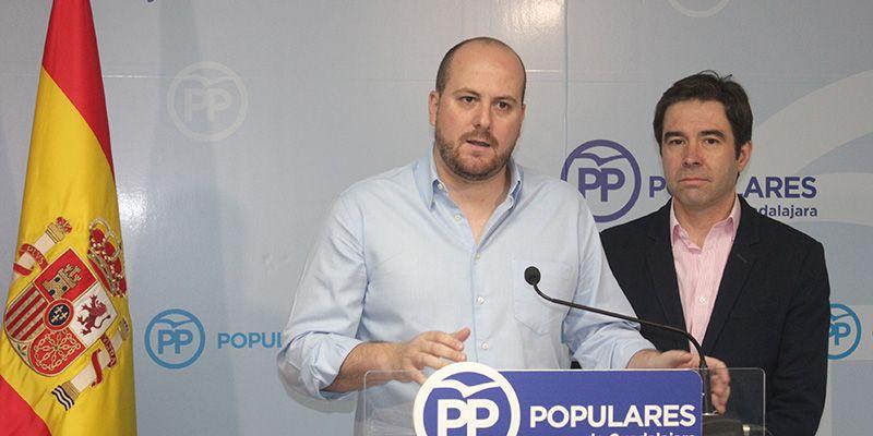 """Lucas Castillo """"Mientras el PP es un partido ilusionado, unido, fuerte y estable, el PSOE está fracturado, roto y sus líderes han sido derrotados"""""""