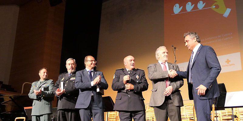 Mariscal agradece la colaboración de Cruz Roja en los eventos que acoge la ciudad a lo largo del año
