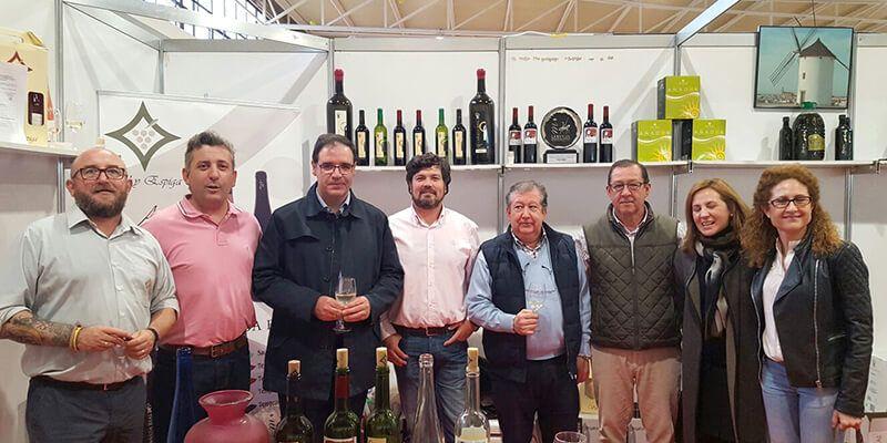Prieto remarca el importante papel de las ferias en apoyo al comercio minorista y al sector agroalimentario de la provincia
