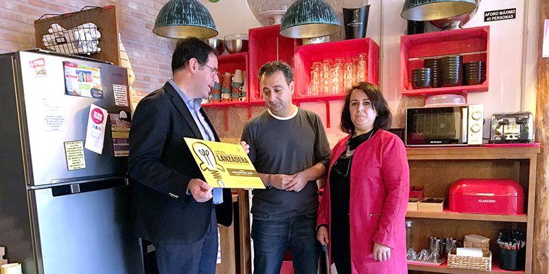 Prieto subraya el espíritu innovador de los emprendedores premiados por Diputación en el Concurso Lanzadera