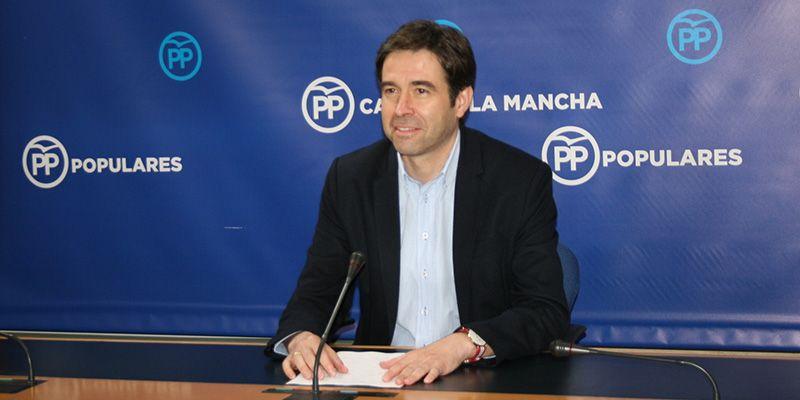 Robisco lamenta que los problemas del PSOE de Page provoquen el bloqueo absoluto de nuestra región