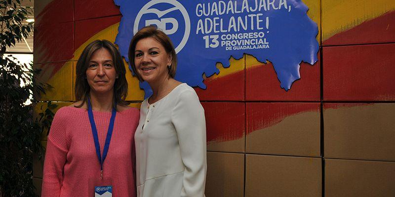 Sánchez seguirá siendo la mano derecha de Guarinos y Robisco pasa a ser coordinador general del PP de Guadalajara
