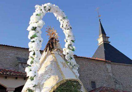 Tamajón recupera la Romería a la Ermita de la Virgen de los Enebrales