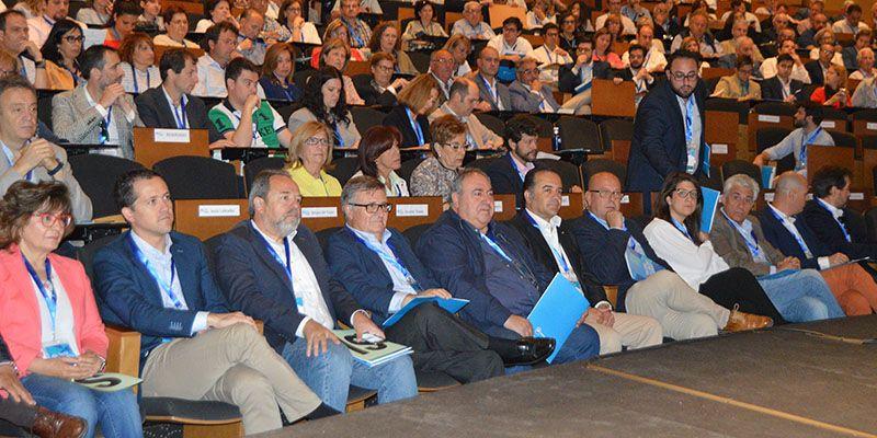 Tirado insiste en que las próximas municipales y autonómicas las ganará el PP de Castilla-La Mancha