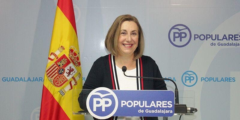 Valmaña quiere que Page no se oculte más y que abone el dinero que prometió para el Hospital de Guadalajara