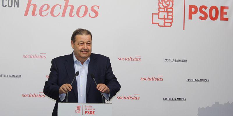 Vaquero intenta salvar los muebles dice que el PSOE-CLM va a apoyar sin fisuras al nuevo secretario general