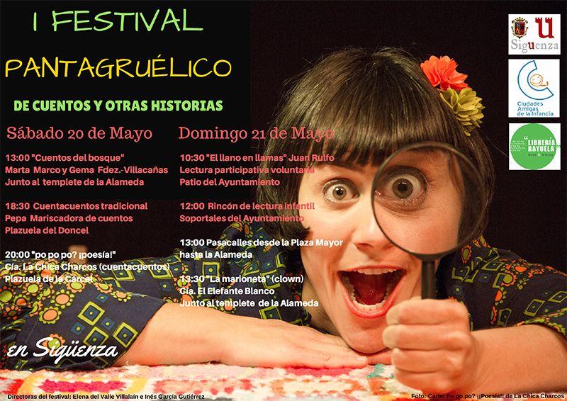 I festival pantagruelico de cuentos y otras historias