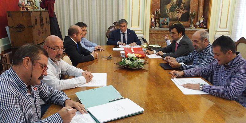 El Consejo de Administración de la Fábrica de Maderas propone por unanimidad a David Serrano como nuevo gerente