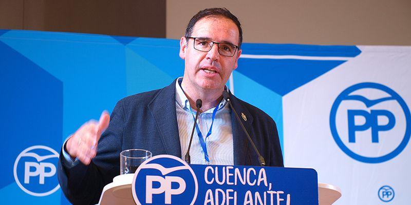 Benjamín Prieto ha sido reelegido presidente del Partido Popular de Cuenca con el 98,96 de los votos