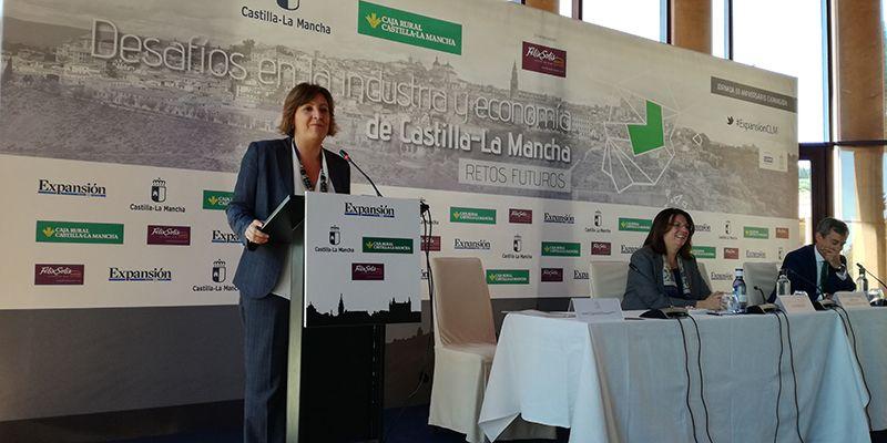 """Franco hace un llamamiento a los partidos políticos para que no """"pongan obstáculos al crecimiento de Castilla-La Mancha"""""""