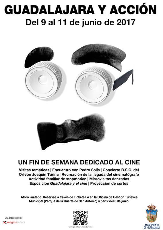 Abierto el plazo de inscripción para Guadalajara y Acción, propuesta turístico cultural organizada para este fin de semana