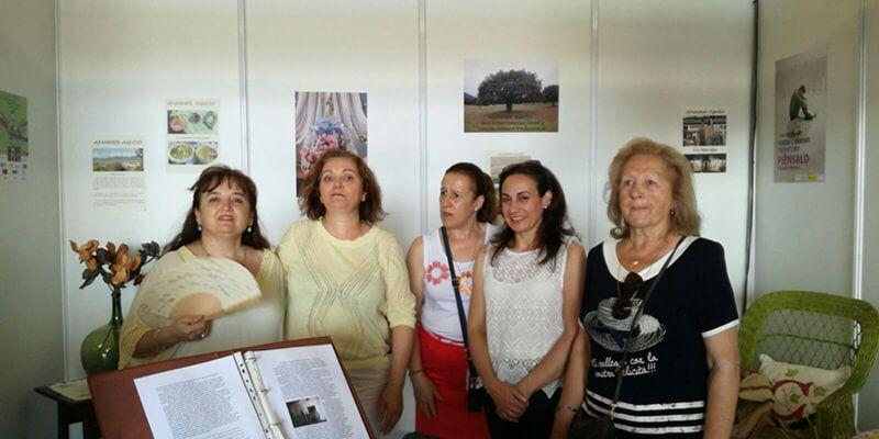 Afammer participa con un stand en la X Feria Agropecuaria y Turístico Comarcal de Agudo