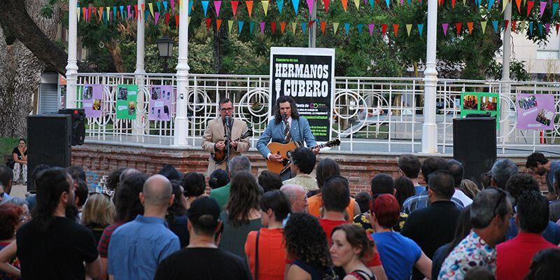 Ahora Guadalajara toma impulso al son de Los Hermanos Cubero