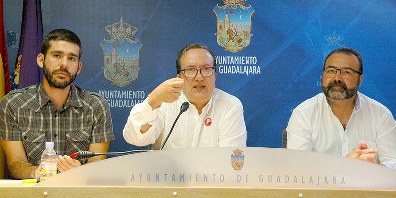 Ahora Guadalajara y PSOE promueven una reparación institucional para las víctimas de la represión franquista