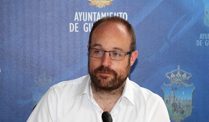 Alejandro Ruiz critica que PSOE y Ahora Guadalajara paguen sus campañas políticas con la asignación que reciben como grupo municipal