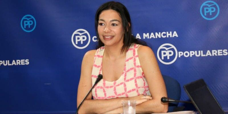 Alonso también exige a Page romper con Podemos si quiere hablar con el PP de presupuestos