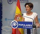 """Ana González denuncia que Page va a dejar a 750 profesores interinos de Guadalajara """"abandonados y sin cobrar"""" durante este verano"""
