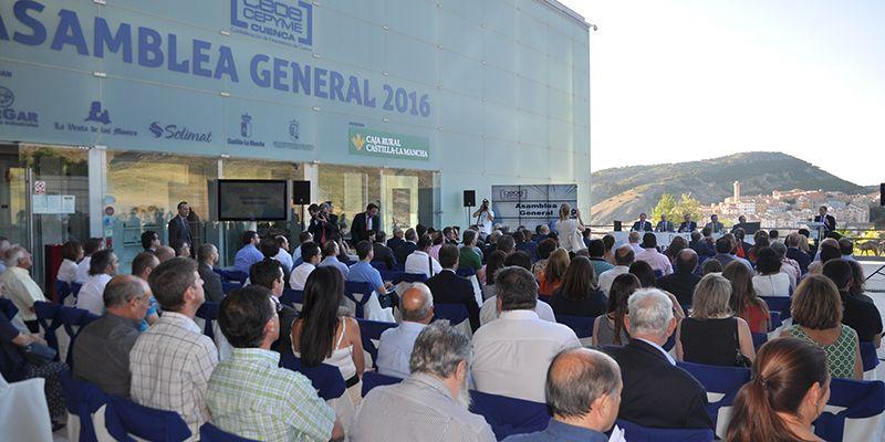 CEOE-Cepyme Cuenca convoca a sus asociados para la Asamblea General el próximo 22 de junio