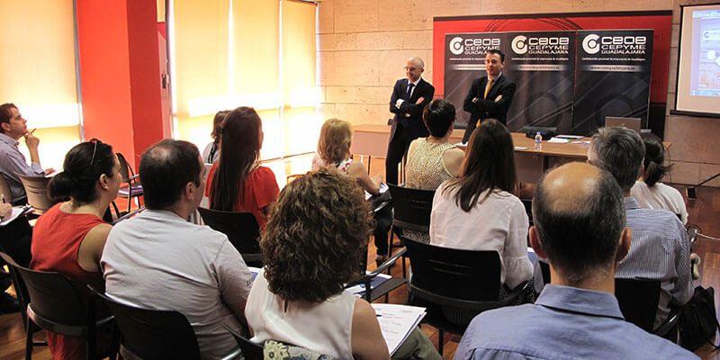 CEOE-Cepyme Guadalajara y Asesoría Toledo muestran cómo interpretar el balance de situación