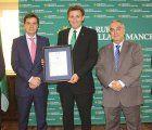Caja Rural Castilla-La Mancha renueva el sello de calidad AENOR por su gestión integral de la PAC