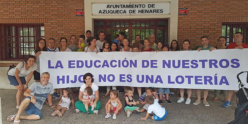 Carta abierta de las familias al consejero de Educación No somos trece (somos más de cincuenta)