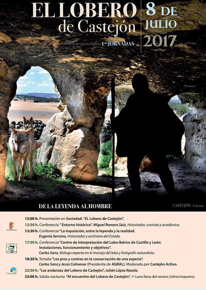 Castejón acoge la I Jornada El Lobero de Castejón