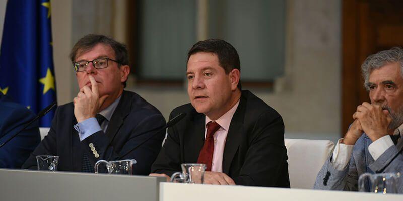 Castilla-La Mancha presentará en otoño una iniciativa legislativa con la desalación como solución permanente contra la escasez de agua