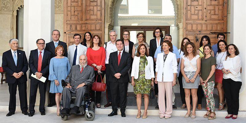 Castilla-La Mancha será pionera en la protección y apoyo garantizado por Ley a más de 37.000 personas con discapacidad