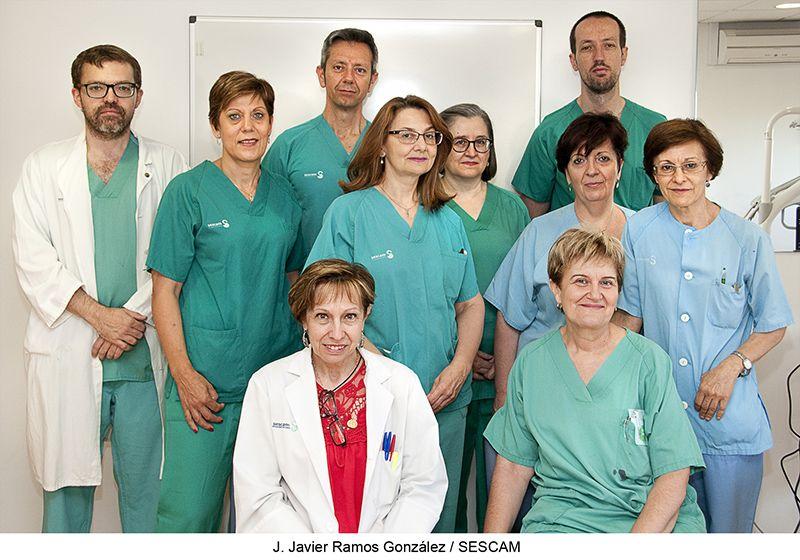 Cirujanos maxilofaciales del Hospital de Guadalajara operan tumores de parótida mediante cirugía con mínima incisión y sin ingreso hospitalario