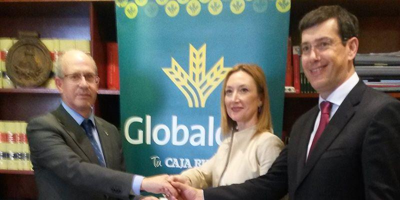 Convenio de Globalcaja con el Consejo de la Abogacía de Castilla-La Mancha