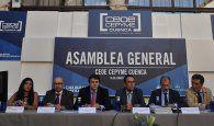David Peña afronta este jueves su primera Asamblea General al frente de CEOE-Cepyme Cuenca